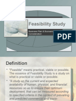 CHAPTER 5 - Feasibility Study
