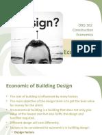 CHAPTER 8 - Design economics