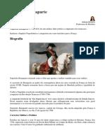 Resumo - Napoleão Bonaparte