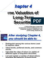 ch04 The Valuation of Long-Term Securities.ppt