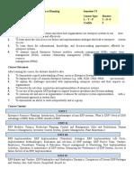 ERP_DBATU_syllabus