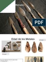 Edad e los metales y concepto de civilización