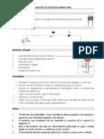 Ligação de uma LDR num circuito