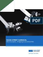 HS-UK Microscope Portfolio