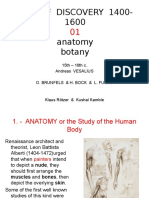 02 AGE of DISCOVERIES 01 Anatomy & Botany