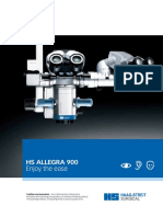 HS ALLEGRA 900 brochure