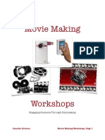 Jennifer Brinson's Movie Making Workshops