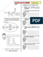 COMUNICACIÓN 6° PRIMARIA PDF