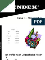 Futur I + Modalverben Lektion # 18.pptx