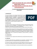 BASES DEL CONCURSO DE DANZAS EDU