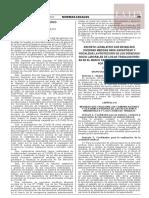 Decreto Legislativo Nº 1499