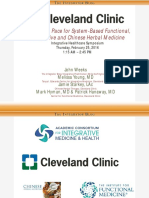 Cleveland Clinic Panel