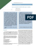 Tribologia moderna en artosplastia total de cadera Pros y contras