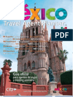 México Travel Agent Planner 2010