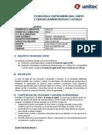 SÍLABO INGLÉS III (ING107) - UNITEC - Q2 2020.docx