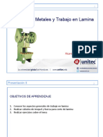 presentacion 15 2.9.1  Fundamentos de metla (Corte de lamina )