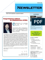 AFACI Newsletter Issue1