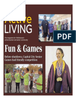 May 2020 issue of Active Living magazine