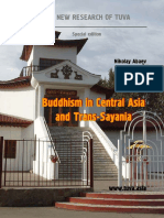 Abaev - Buddhism in Central Asia and Trans Sayania