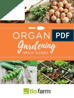 Organic Gardening - TIO.FARM