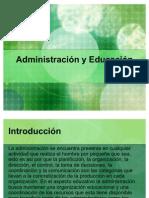 PRESENTACION ADMINISTRACION EDUCATIVA4