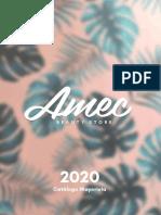 Catálogo Amec 2020