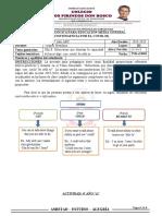 Guía Pedagógica Nº 2 (III Lapso) - Inglés 4º Año ABC (27-04 al 30-04)
