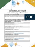 Formato respuesta - Fase 2 - La antropología y su campo de estudio_Grupo_138