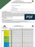 PLAN ANUAL DE TUTORÍA- 2° 2020