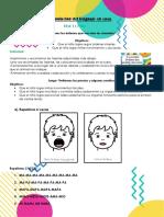 Estimulación del lenguaje en casa 2 a 3 años
