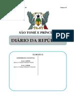 Código de Registo Predial e Comercial STP