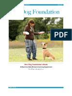 Disc Dog Foundation_TOC1