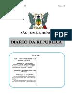 Regulamento de Propinas e Prémios da USTP