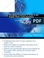 8 Managing of Economics of Scale
