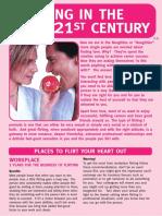 Flirting Tips for the 21st Century 4 2020