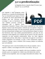 Ezequiel 33 e a predestinação ~ Cinco Solas.pdf