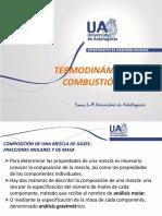 TERMODINAMICA COMBUSTION