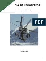 Apostila de Conhecimentos Técnicos - Helicóptero - PPH PCH - Professor  Sérvulo