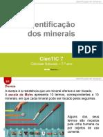 CienTic7- B3 Identificação de mineriais.pptx