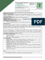 Guía 3 - II Periodo  2020 - Trigonometría - Relaciones Trigonométricas