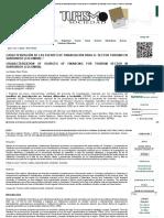 Caracterización de las fuentes de financiación para el sector turismo en Santander (Colombia) _ Pérez Pinzón _ Turismo y Sociedad.pdf