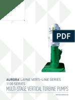 Brochure 1100 - Turbina Vertical