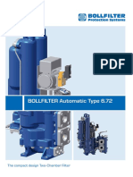 Automatic Filter Type 6.72 en BOLLFILTER