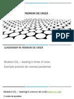 Leadership în vremuri de criză rev2
