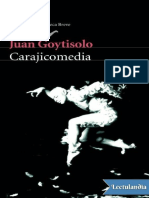 Carajicomedia de Fray Bugeo Montesino y  - Juan Goytisolo