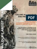 Artists & Illustrators – January 2020