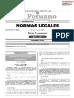 Vicente Zeballos anuncia que el uso de guantes no será obligatorio