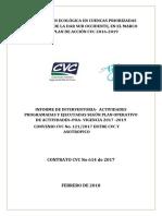 1er Informe CVC No 614 de   2017 3