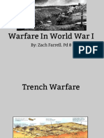 copy of trench warfare presentation