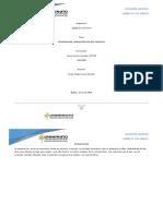 Organización Administrativa Del Comercio